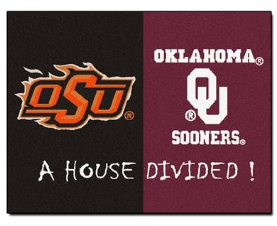 Oklahoma State a House Divided from University of Oklahoma