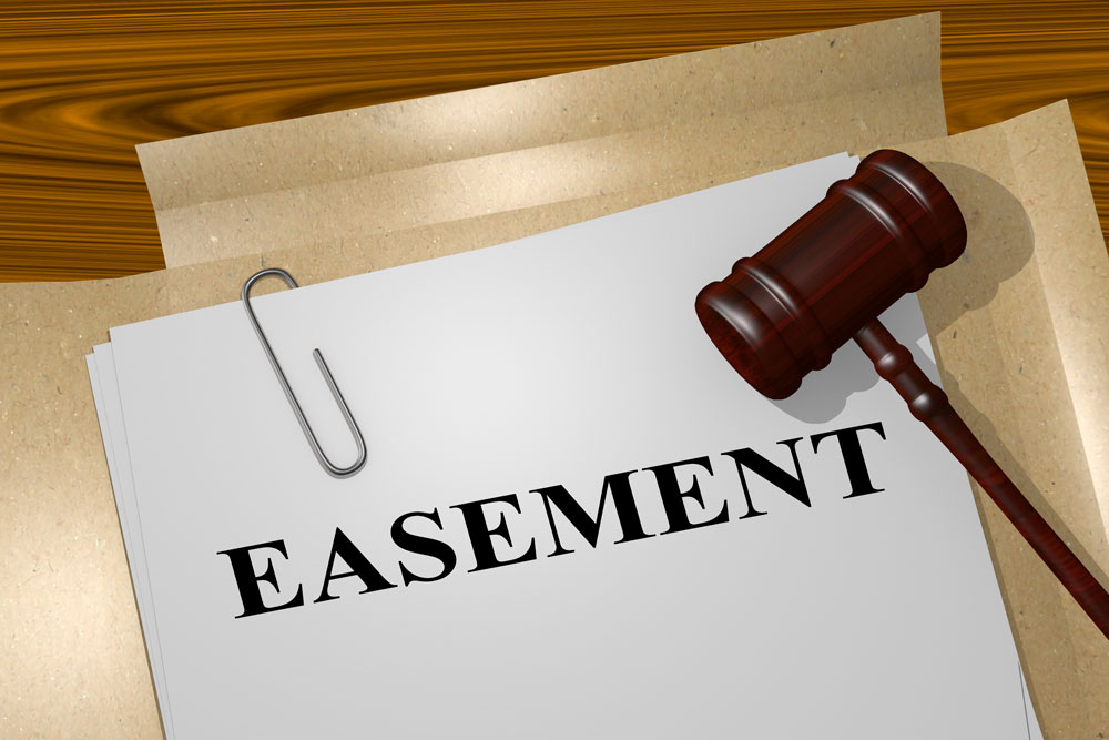 Easement Case File